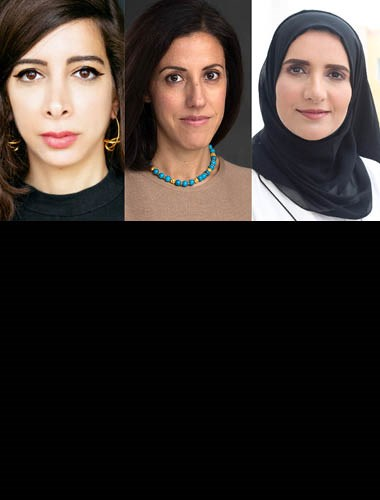 The Challenge of Change: Women's lives in the Middle East image